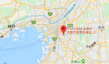 大阪エリアサービス