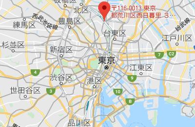 東京エリアサービス