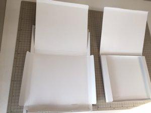 簡易組み立て式パッケージ