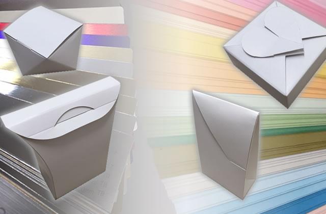 パッケージの素材や形状について