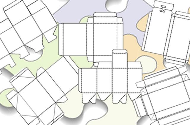 形状から考える箱の作成