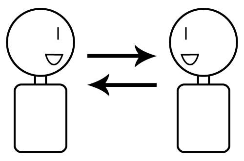 パッケージの形状も意思の疎通が大事です。