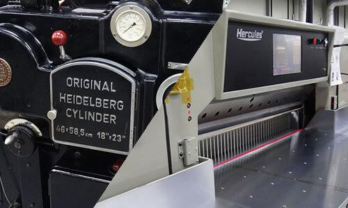 台紙の製造方法について