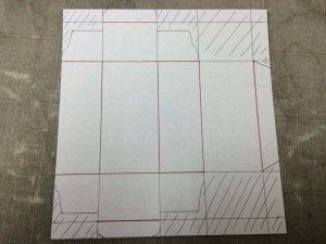 方法2 刃と罫の区分けをする